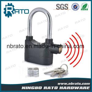 China Zinc Alloy Long Siren Door Chain Lock Alarm - China Door ...