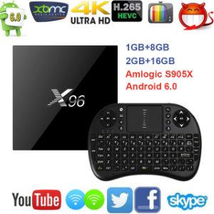 2017 Cheapest 4k Android TV Box X96 4k 1080P HD TV Box