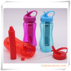 BPA Free Plastic Water Bottle for Promotional Gifts (HA09097) pictures & photos