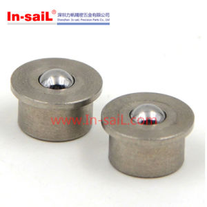 Stainless Steel Smooth Ball Spring Plungers pictures & photos