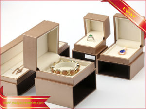 Jewelry Packing Box Jewelry Display Ring Box pictures & photos