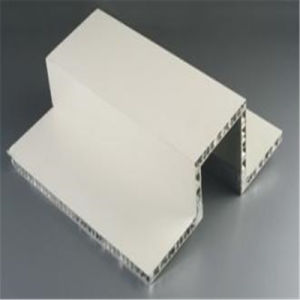 Curved Honeycomb Panel Wit 200mm Radius (HR379) pictures & photos