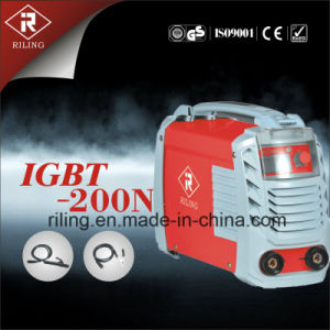 Smart Inverter MMA Welding Machine (IGBT-120N/140N/160N) pictures & photos