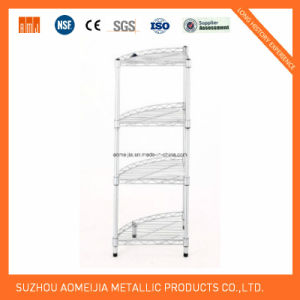 Amjmf036s Metal Sectore Wire Shelf with Ce Certification pictures & photos