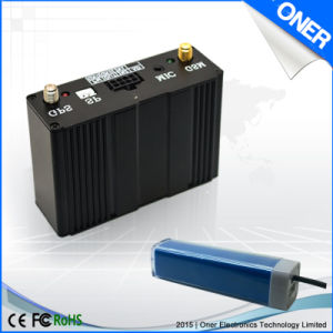 Wireless GPS Tracker with Report Download to Flash Drive pictures & photos
