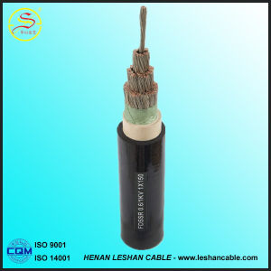 Copper/Aluminium Conductor XLPE Insulation PVC Sheath Power Cable Wire pictures & photos