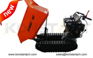 Manufacturer Agricultural Hydraulic Mini Dumper Crawler pictures & photos