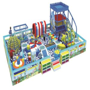 New Design Soft Games Indoor Playground pictures & photos