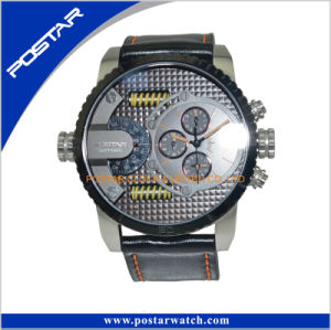 Multifunction Swiss Men′s Fashion Watch Waterproof Wrist Watch pictures & photos