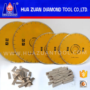 Sharp Diamond Marble Blade for Cutting pictures & photos