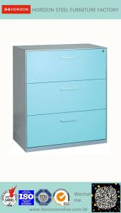 Two Drawers Lateral Laboratory File Cabinet pictures & photos
