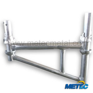 Cuplock System Scaffolding Side Bracket pictures & photos