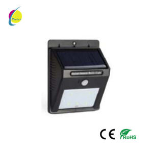 6PCS/12PCS/28PCS/50PCS LEDs Sensor Solar Outdoorip65 LED Wall Light pictures & photos