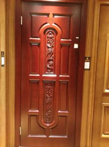 New Design and Hot Sale Wood Door for Interior of Villa or Apartment (DS-6020) pictures & photos