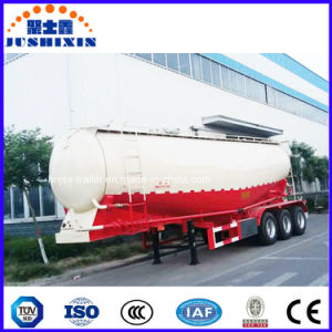 China Bulk Cement Tank Semi Trailer with 2axle or 3 Axle 30-60m3 pictures & photos