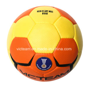 Official Size 3 2 1 Match Training Handball Ball pictures & photos