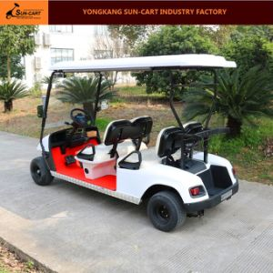 4 Passenger Good Quality Electric Golf Cart pictures & photos