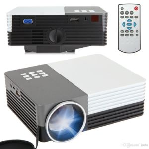 Home Theater LED Video Game Digital Portable LCD Projector pictures & photos