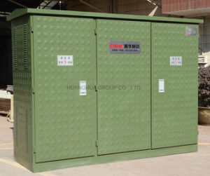 American Type Army Green Transformer Substation pictures & photos