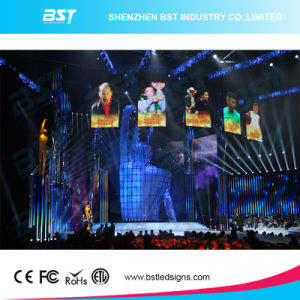 Hot Sell P2.98&P3.91&P4.81 High Precision Indoor Full Color Rental LED Display Screen pictures & photos