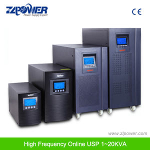 Pure Sine Wave High Frequency Ture Online UPS 6kVA-20kVA pictures & photos