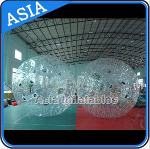 Giant Inflatable Human Bubble Ball, Zorb Rolling Ball, Cheap Inflatable Ball Person Roll Inside, Body Zorbing Ball, Bumper Ball, Human Bowling Ball pictures & photos