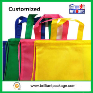 The Polyester Folding Shopping Bag with Handbag pictures & photos