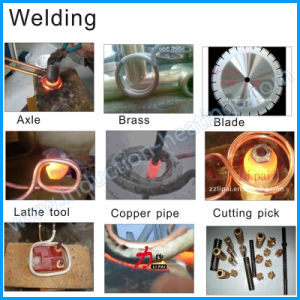 Small Metal High Frequency Induction Heating Machine for Welding pictures & photos