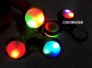 Funny Luminous Fingertips Gyro Toy pictures & photos