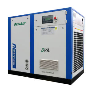 Variable Frequency Driven Rotary Screw Air Compressor with ABB Converter pictures & photos