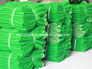 Scaffold Building Green Construction Safety Fence for Export pictures & photos