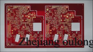 Red Cover PCBA with Coorer (S-013) pictures & photos