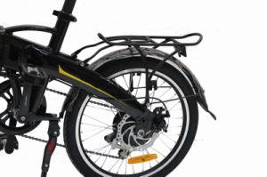 20inch Hot New Folding E-Bicycle with Spanninga Front Light pictures & photos