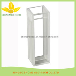 Medical Equipments Machine Lab Disposable Polystyrene Cuvette for Specific Protein Analyzer pictures & photos