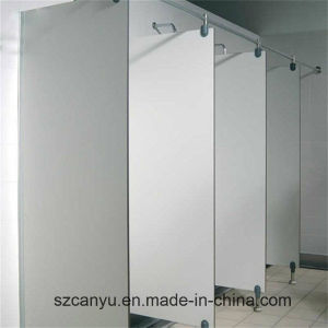 Cy Phenolic Overhead Braced Toilet Partition Toilet Partition pictures & photos