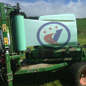 Agriculture Wrap White/Green/Black Plastic Silage Wrap Film pictures & photos