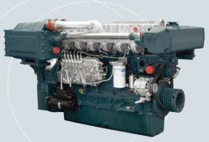 199kw~242kw Marine Engine (YC6MJ/YC6MK) pictures & photos