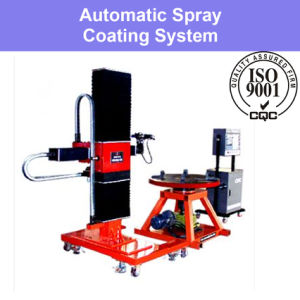 X-Y-Z Dimension Manipulator & Robot Arm Control Center and Rotary Workplace Platform and Program System for Thermal Spray Coating Spraying Painting pictures & photos