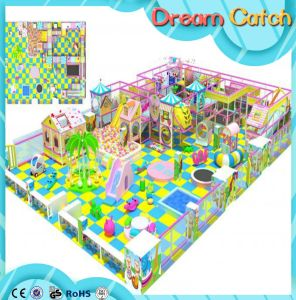 Hot Sale Model Children Indoor Playground Equipment Price pictures & photos