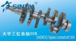 Hot Sale Car Parts Crankshaft for Daewoo Matiz pictures & photos