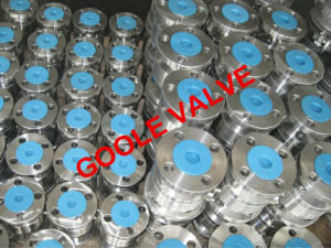 API Split Body Forged Steel Floating Ball Valve (GAQ41N) pictures & photos