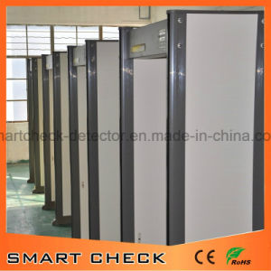 Smart Check Secugate 650 Walk Through Metal Detector Gate pictures & photos