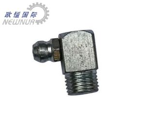 Automatic Lubrication Metric Threaded Steel Grease Nipple pictures & photos
