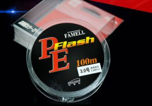 PE Line Fishing Line Line Main Line Fishing Line Fishing Tackle pictures & photos