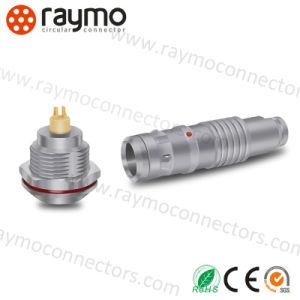 Metal Push Pull IP67 Circular Waterproof 0k 7 Pin Connector pictures & photos