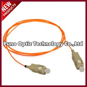 2.0mm Sc-Sc Simplex Singlemode Fiber Optic Cables pictures & photos