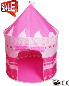 Wholesale Hight Quality Foldable Kids Tent Outdoor Gazebo Camping Tent Princess Castle Tent pictures & photos