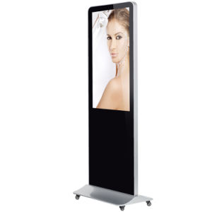 42 Inch Floor Standing Ad Player with Touch Screen pictures & photos