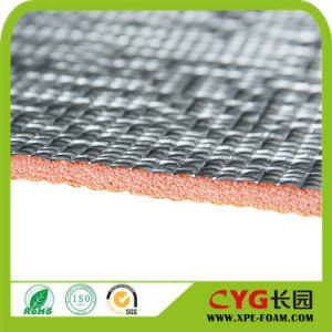 Fire Retardants Embossed XPE Foam Sheet pictures & photos