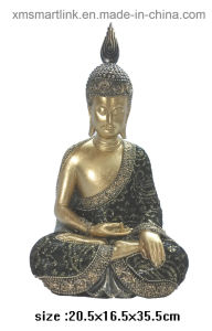 Polyresin Figurine Buddha Statue pictures & photos